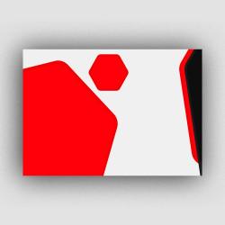 №001 Плакат А1 841x594 мм
